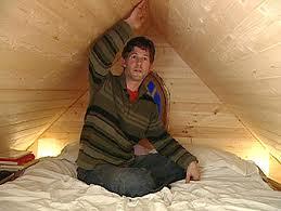 Jay in loft