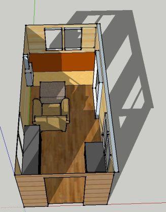 16 ft vardo studio