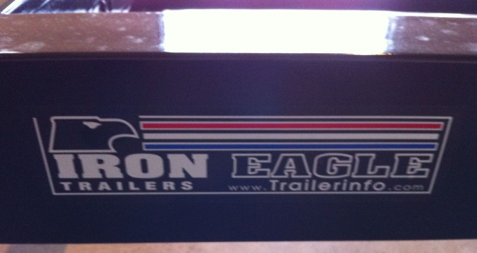 the eagle has landed the trailer comes home to roost naj haus iron eagle trailers