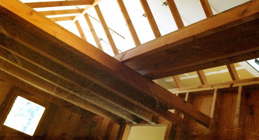 grunge rafters
