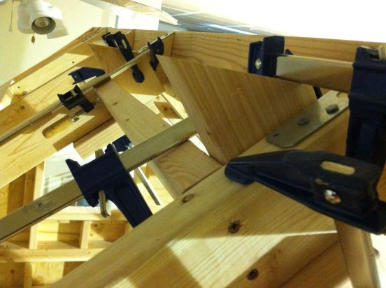 skylight clamps