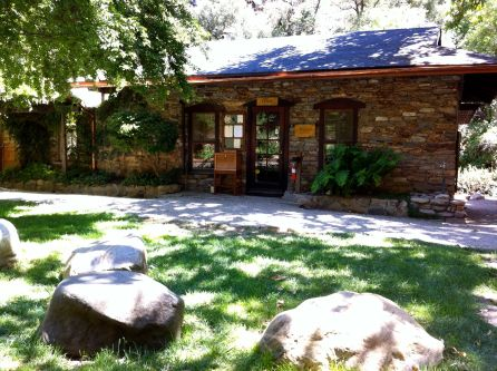 tassajara stone office