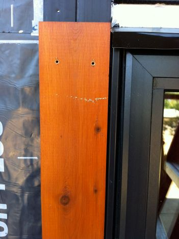 ambivalent window trim