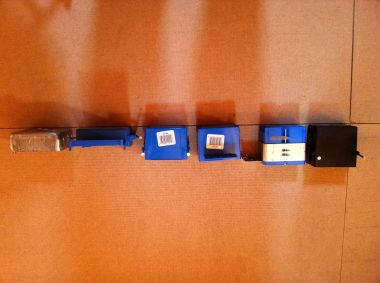 electrical box profiles