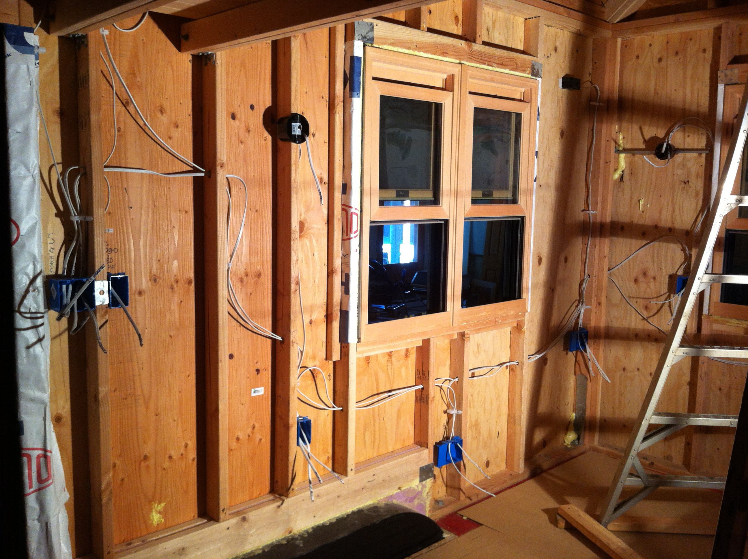 Fantastic Rough In Electrical Wiring Ideas - Electrical System Block ...