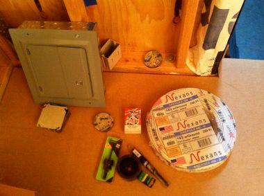wiring supplies